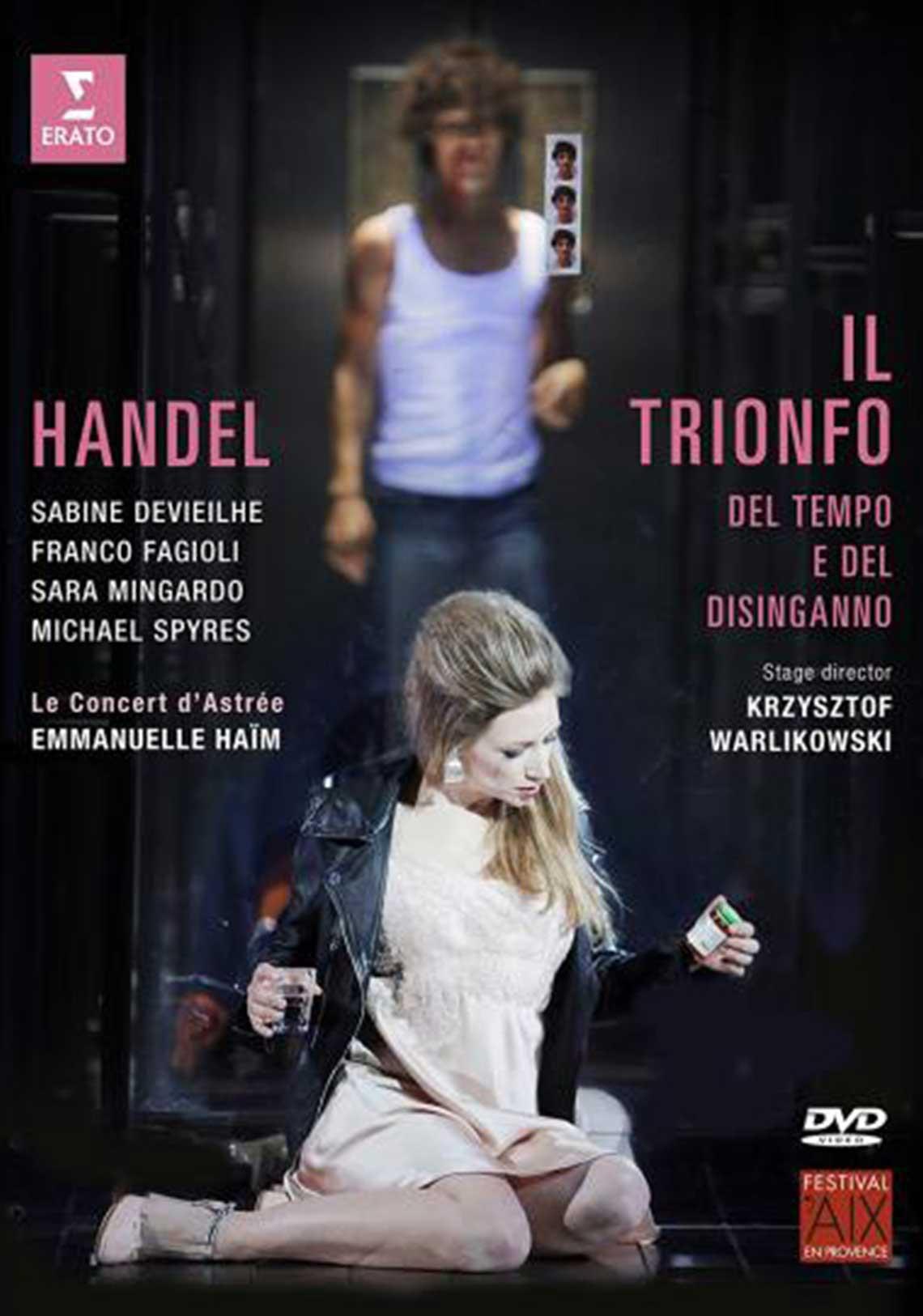 Cover DVD Trionfo Handel