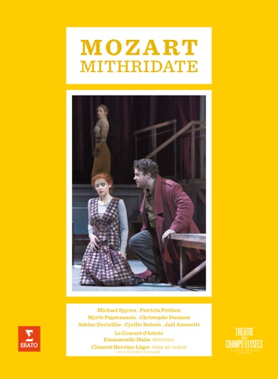 Cover DVD Mithridate