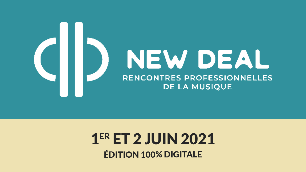 New Deal 2021 – Edition 100% digitale