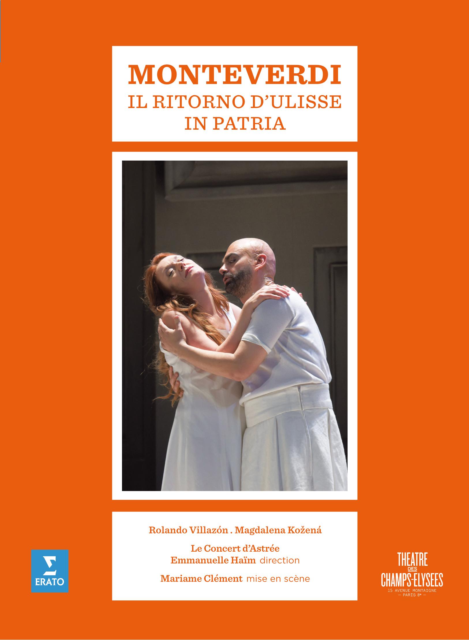 DVD Monteverdi