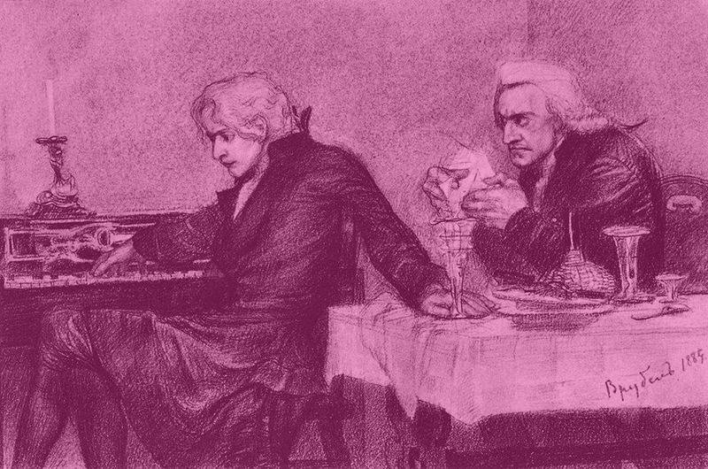 Requiem de Mozart et Salieri